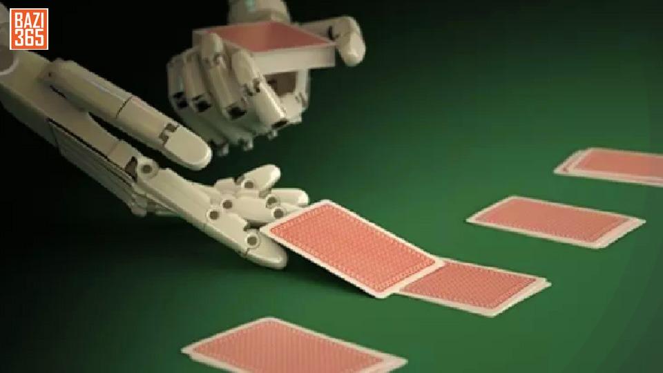 ربات پوکر